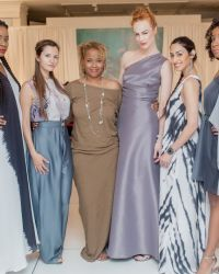 Houston Fashion Designer Unveils The DeannaMichel Collection