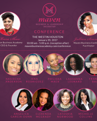 PRESS RELEASE: Maven Business & Leadership Conference Offers Women the Winning Formula for Business Success